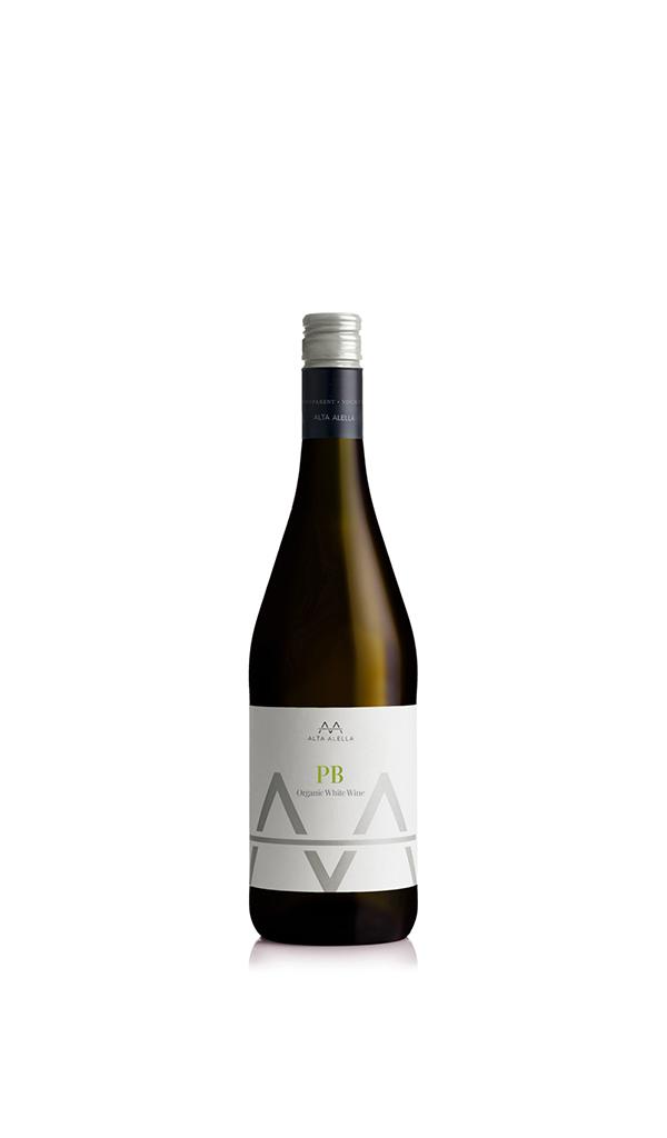 alta alella pb dry white wine